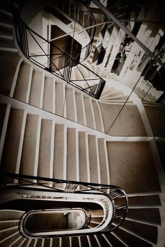 Otra de las imágenes del apartamento de Coco Chanel  tomadas por  Sam Taylor-Johnson
