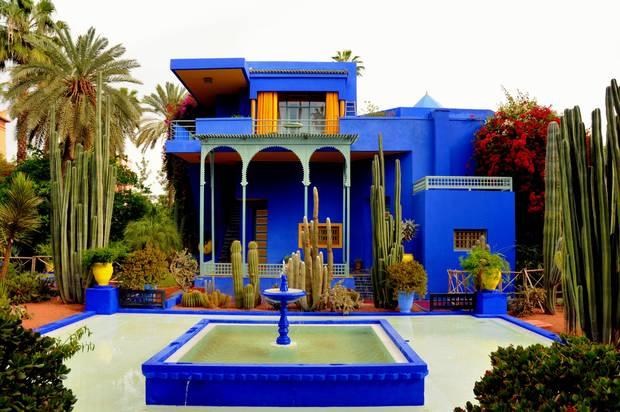 Arquitectura_Majorelle_Vanidad
