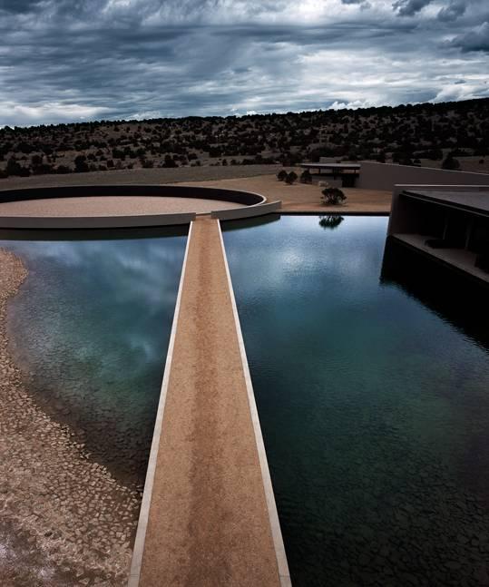 El rancho de Tom Ford diseñado por Tadao Ando y fotografiado por Guido Mocafico