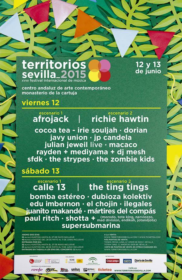 Territorios Sevilla