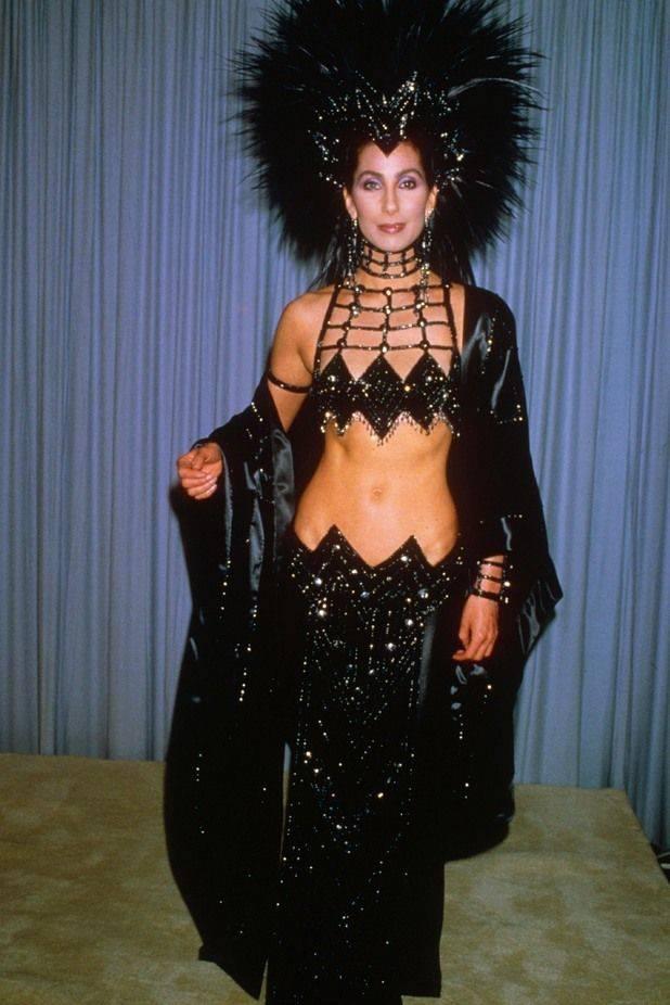 Cher-Oscars