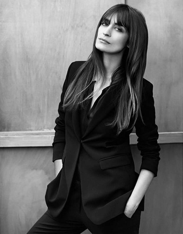 @carolinedemaigret Caroline de Maigret, modelo, icono de estilo y escritora.