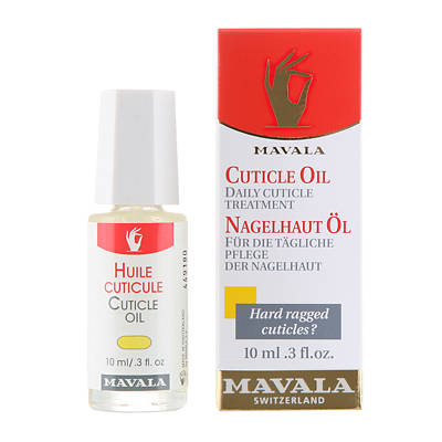 2 mavala cuticle oil