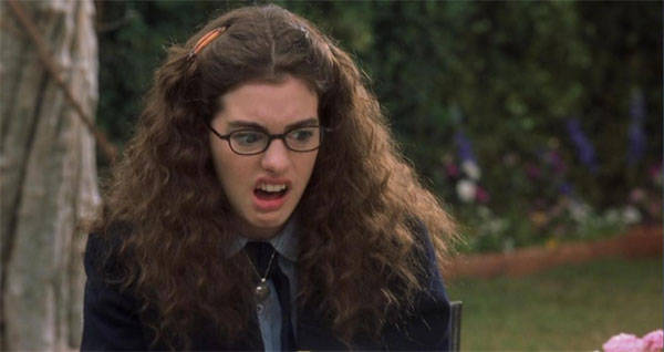 Anne Hathaway en