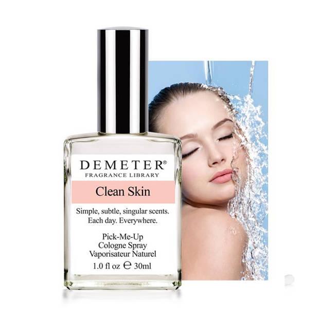 Imagen: Pinterest Demeter Clean Skin Linen