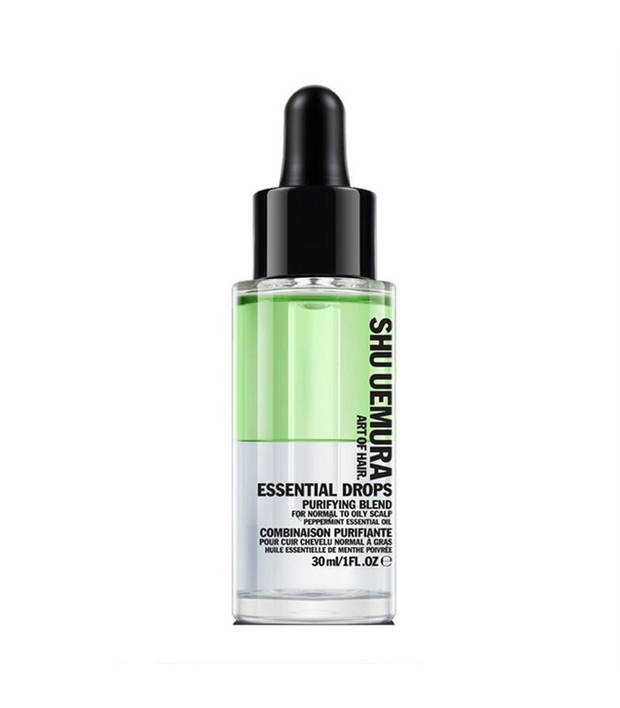 Essential Drops Purifying Blend, de Shu Uemura. Pinterest