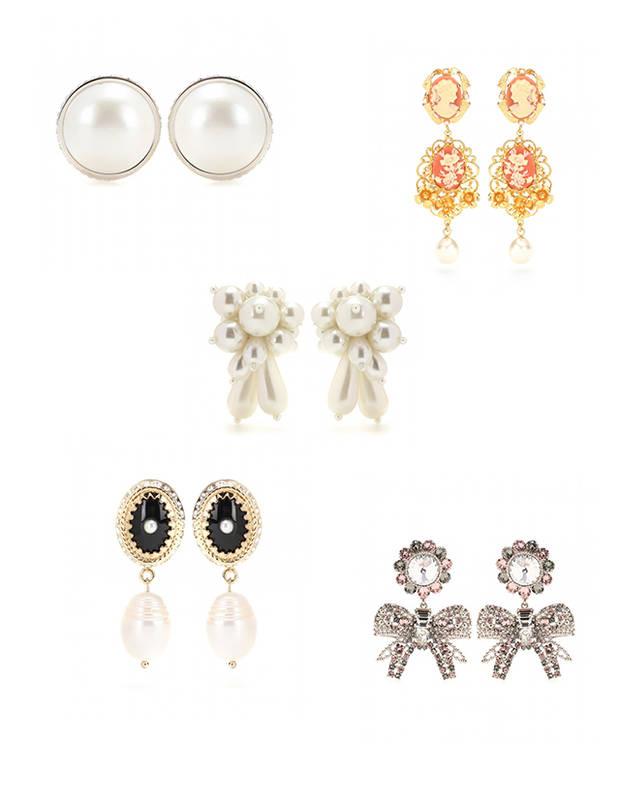 Balenciaga, Dolce & Gabbana, Givenchy, Miu Miu y Simone Rocha