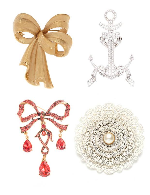 Dolce & Gabbana, Balenciaga, Oscar de la Renta y Chanel