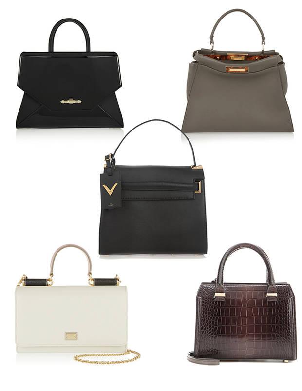 Givenchy, Fendi, Dolce & Gabbana, Victoria Beckham y Valentino