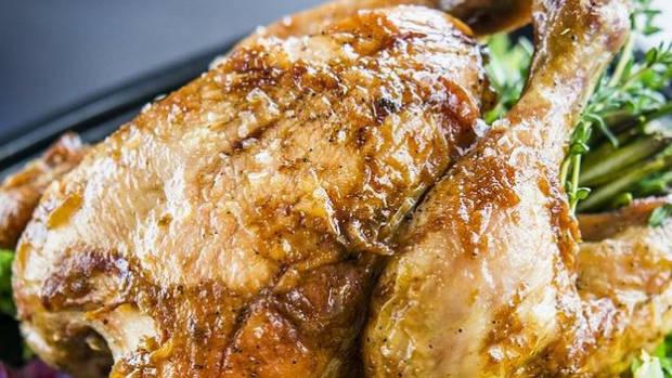 el pollo gamberro