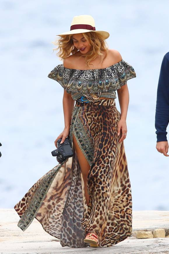 Beyonce Cannes