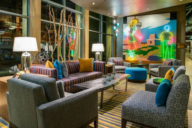 Watertown hotel