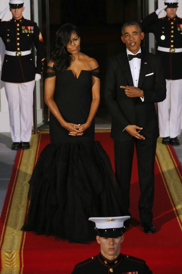 looks más impactantes vanidad Michelle-Obama