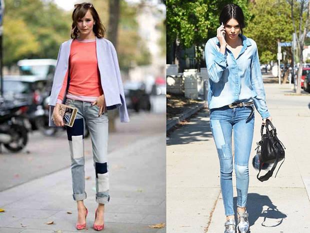 jeans retales