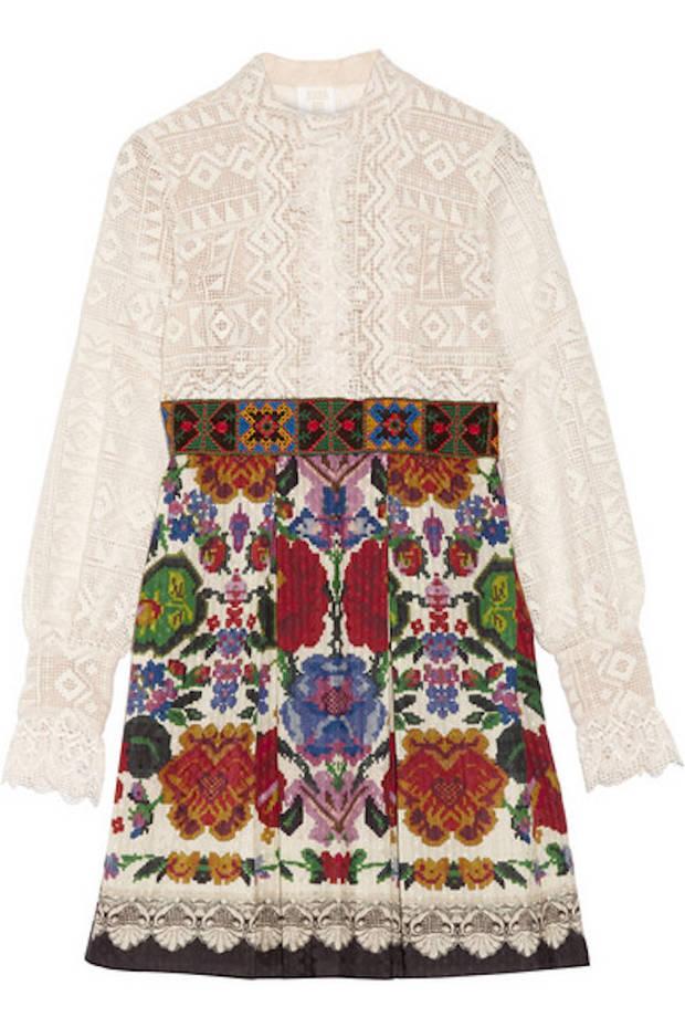 vestido Ana Sui