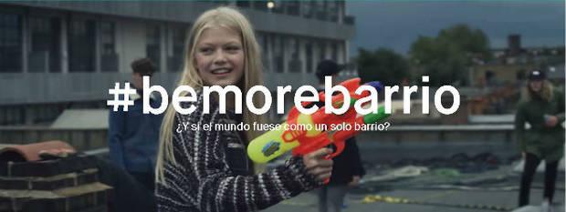 be more barrio portada