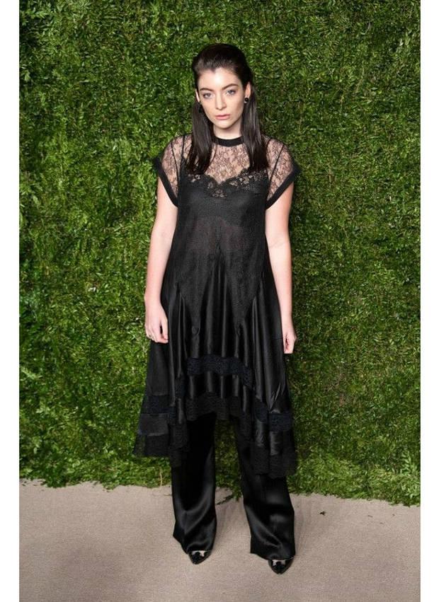 looks impactantes semana Lorde