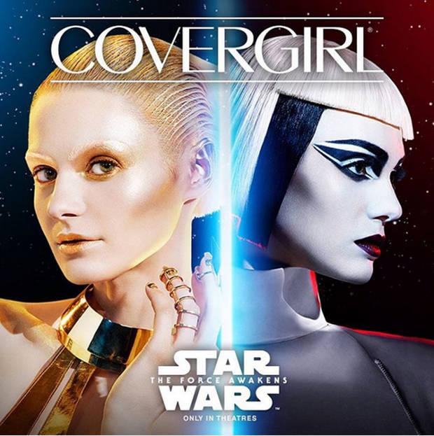 COVERGIRL STARS WARS LOOKS - VANIDAD - 1