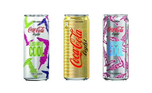coca cola trussardi