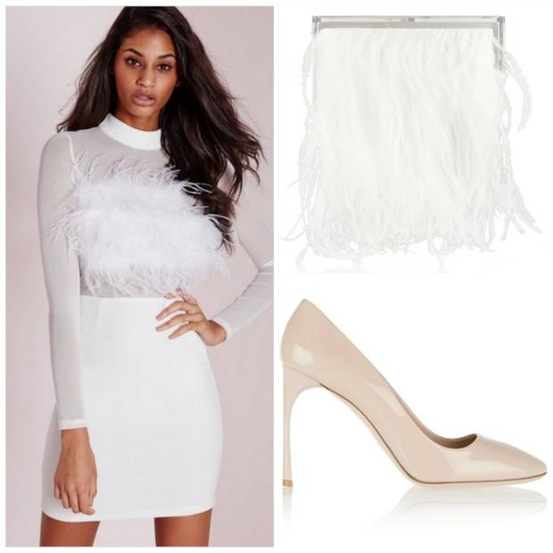 pantone blanco vanidad shopping fiesta