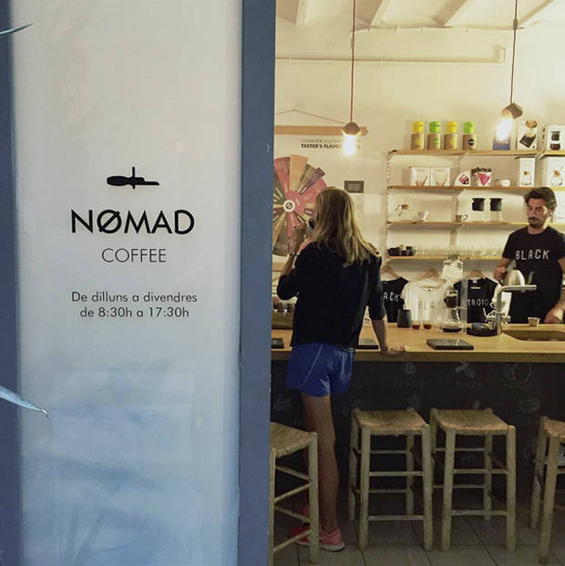 mejor café vanidad Nomad