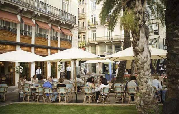 mejor café vanidad Capuccino Grand Cafe