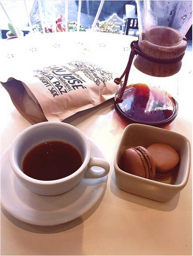 mejor cafe vanidad Hanso Cafe