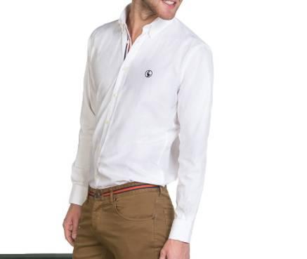 cenas empresa vanidad camisas hombre el ganso