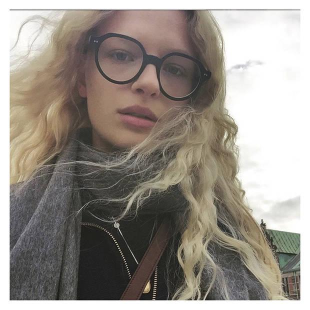 Selfie de Frederikke @frederikkesofie