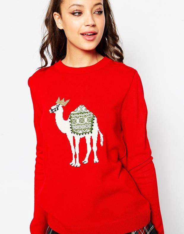 jerseys navidad vanidad asos