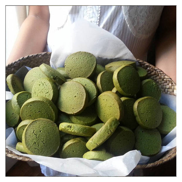 Dulces de The Matcha House.
