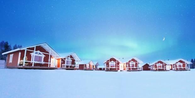 las-mejores-escapadas para esta-navidad-santa-claus-holiday-village-01