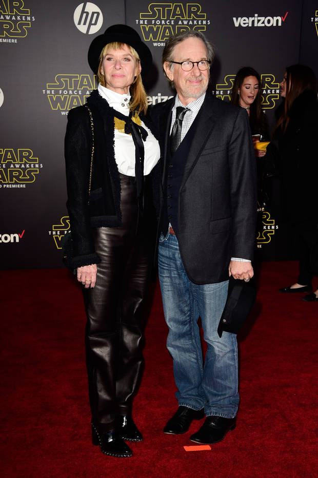 attends the premiere of Walt Disney Pictures and Lucasfilm