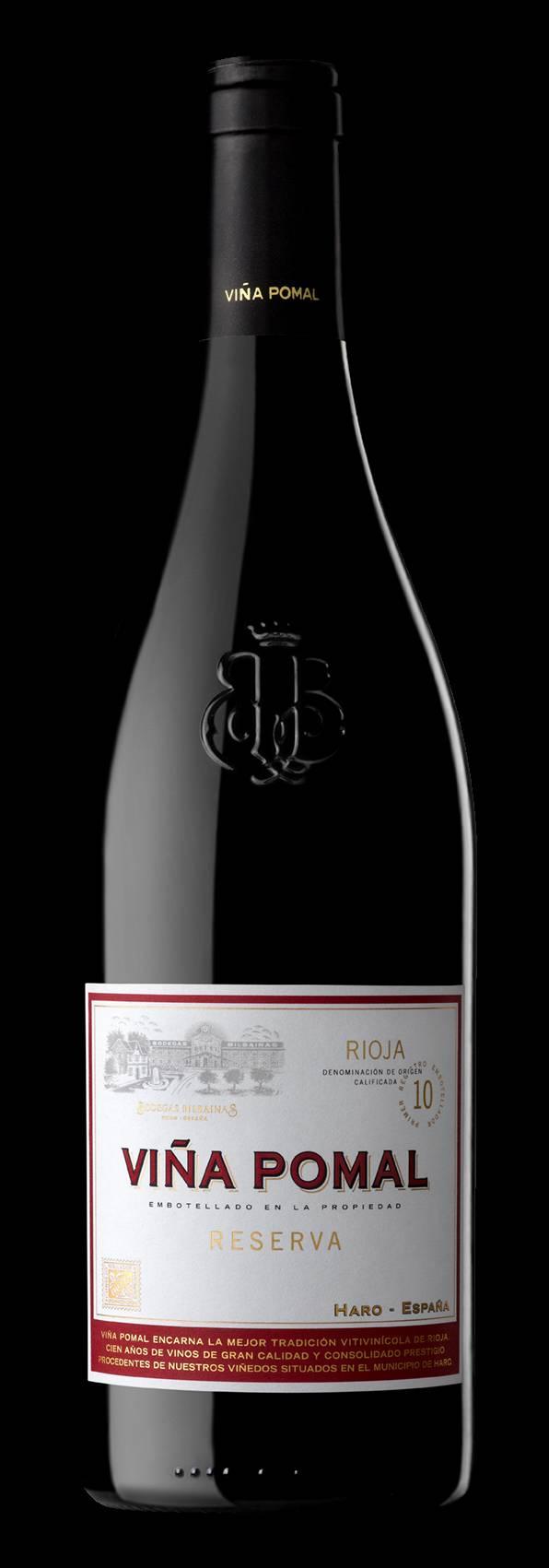 vinos vanidad viña pomal reserva
