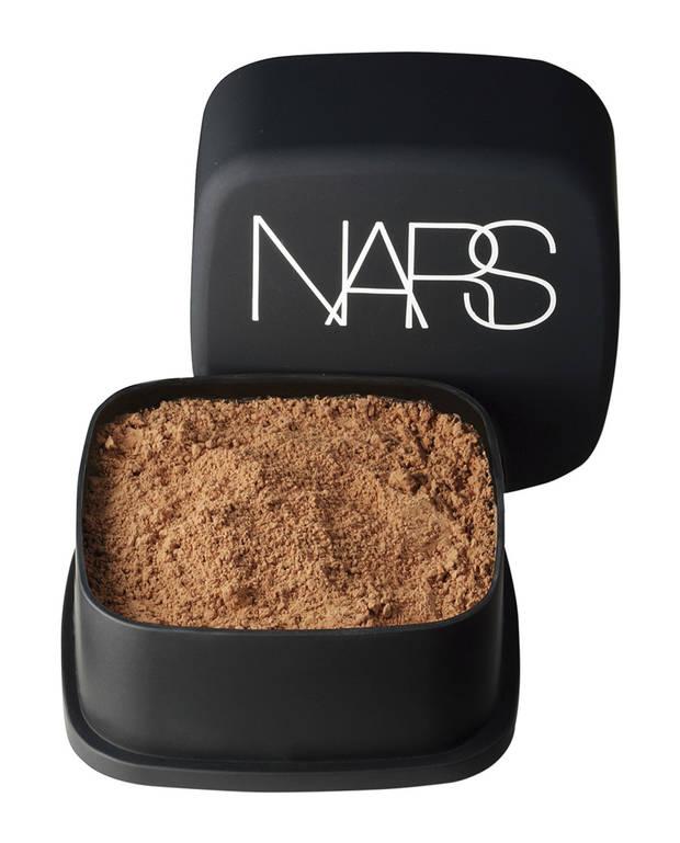 maquillaje vanidad polvos