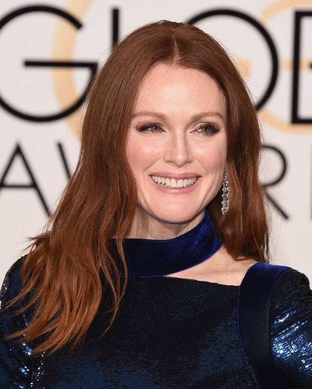 globos de oro beauty vanidad julianne moore