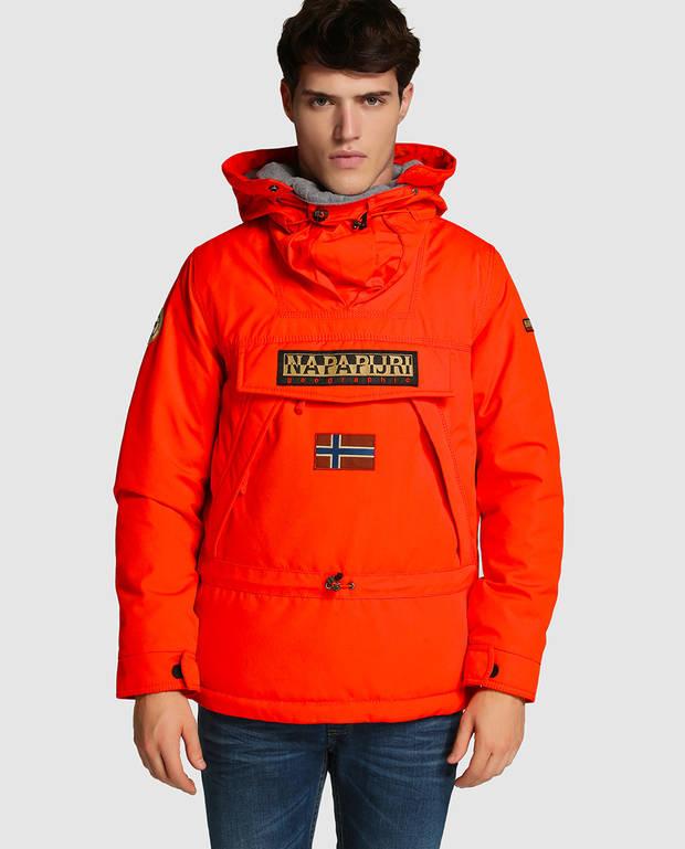 abrigos hombre vanidad napapijri