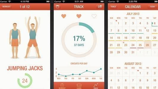 apps deporte vanidad seven