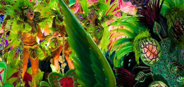 escapada carnaval vanidad río de janeiro