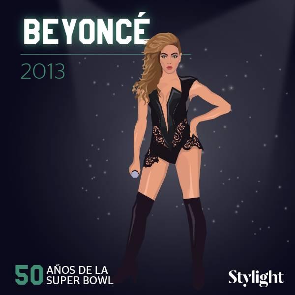 Super-Bowl vanidad Beyonce