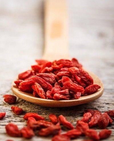 goji berries vanidad superfoods