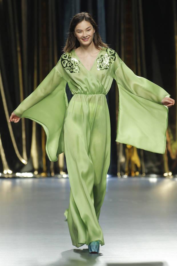 Agatha Ruíz de la Prada vanidad verde