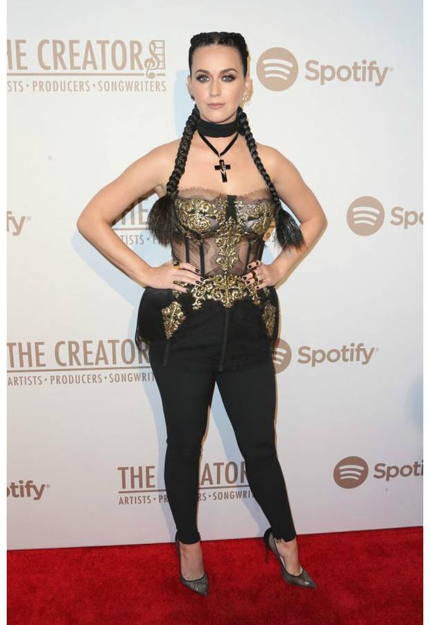 looks mas impactantes semana vanidad_Katy Perry