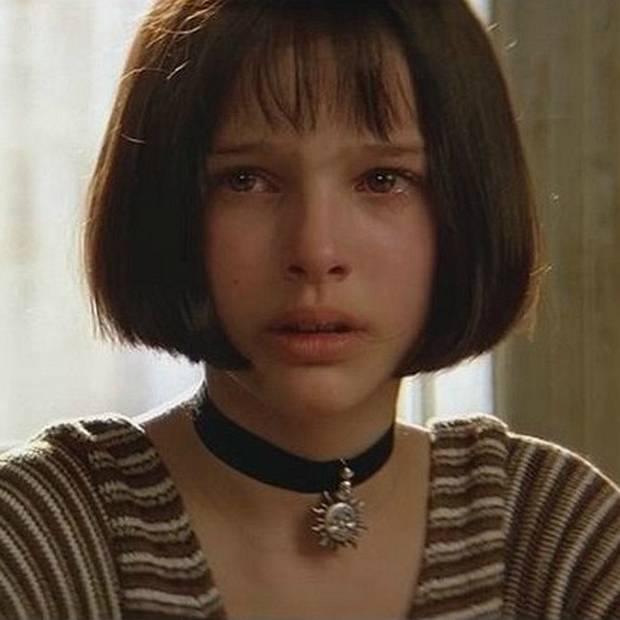 cintal al cuello Natalie Portman
