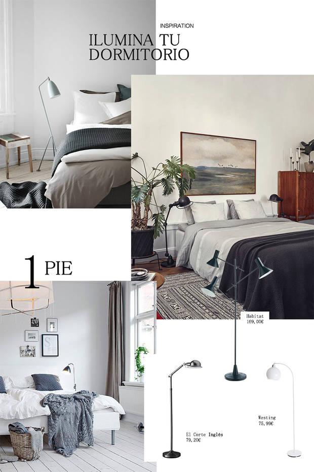 5 formas de iluminar tu dormitorio Deco 1
