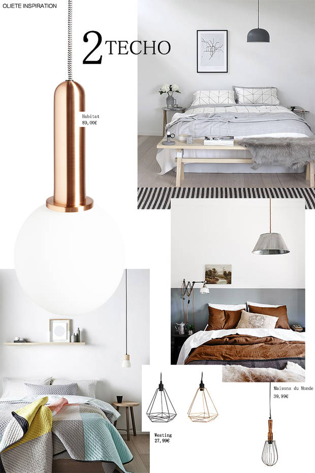 5 formas de iluminar tu dormitorio Deco 2