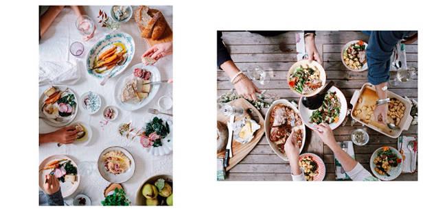 el arte de poner la mesa en instagram vanidad