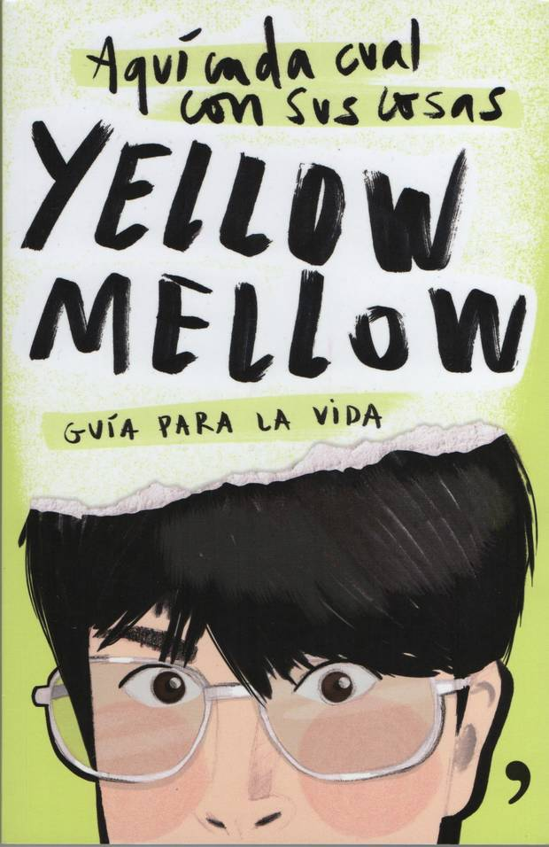 literatura youtuber yellow mellow