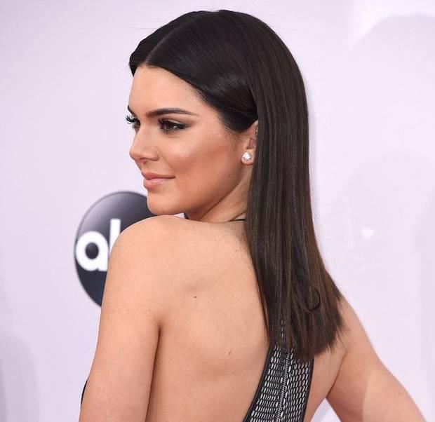 Kendall Jenner. Imagen: Pinterest