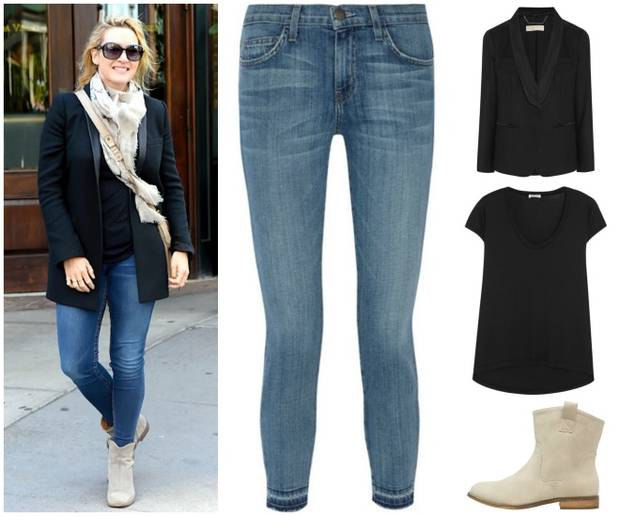 copia el look vanidad kate Winslet